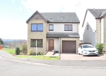 Thumbnail 4 bed detached house for sale in David Douglas Avenue, Scone