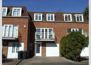 Thumbnail 4 bed town house for sale in Elm Gardens, Westbourne, Bournemouth
