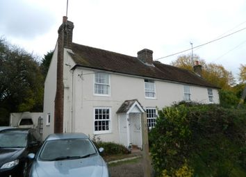 Thumbnail 2 bed cottage to rent in Mill Lane, Lower Beeding, Horsham