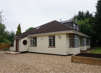 Thumbnail 5 bed detached bungalow for sale in Sleep Lane, Whitchurch Village