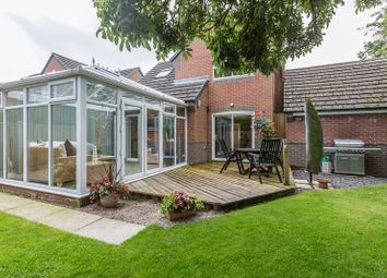 Thumbnail 3 bed detached house for sale in Pintail Close, Leyland