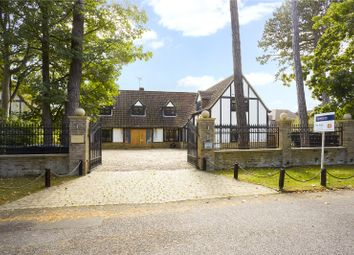 Thumbnail 5 bed detached house for sale in Tydcombe Road, Warlingham, Surrey