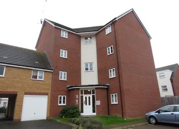 Thumbnail 2 bedroom flat for sale in Poppleton Close, Earlsdon, Coventry