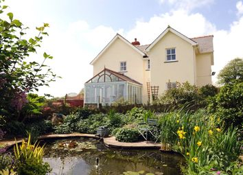 Thumbnail 4 bed detached house for sale in Cromlech House, Thurston Lane, Sardis, Milford Haven