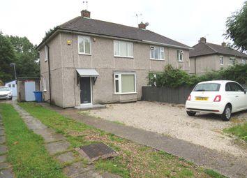 Thumbnail 3 bed semi-detached house for sale in Boulton Lane, Alvaston, Derby
