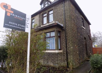 Thumbnail 4 bed semi-detached house to rent in Heights Lane, Heaton, Bradford