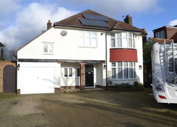 Thumbnail 5 bed detached house for sale in West Drive, Cheam, Sutton