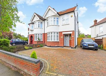 Thumbnail 4 bed semi-detached house for sale in Monkleigh Road, Morden