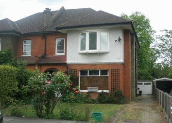Thumbnail 3 bedroom flat to rent in Sandford Road, Bromley