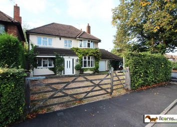 Thumbnail 5 bed detached house for sale in Harpur Road, Walsall