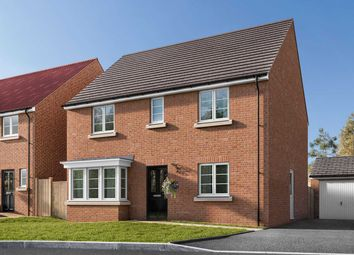 """Thumbnail 4 bed detached house for sale in """"The Pembroke"""" at Barford Road, Blunham, Bedford"""