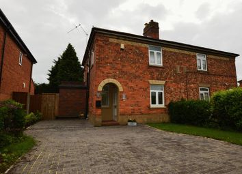 Thumbnail 3 bedroom semi-detached house for sale in Water Orton Lane, Minworth, Sutton Coldfield