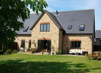 Thumbnail 4 bed semi-detached house for sale in Elm Tree Farm Close, Pirton, Hitchin, Hertfordshire