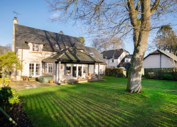 Thumbnail 5 bed detached house for sale in Wylie Court, Murthly, Perthshire