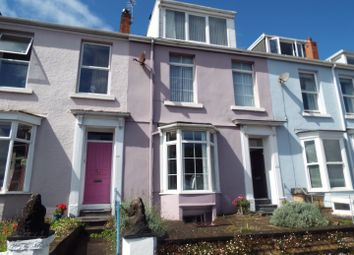 Thumbnail 3 bed terraced house for sale in 438 Mumbles Road, Mumbles, Swansea