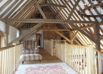 Thumbnail 5 bed detached house to rent in Little Laver, Ongar