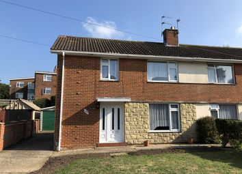 Thumbnail 3 bed semi-detached house for sale in Poole Lane, Kinson, Bournemouth