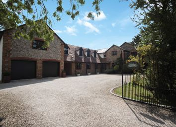 6 bed detached house for sale in Duckpuddle Bush Cottage, Therfield Road, Royston, Hertfordshire SG8