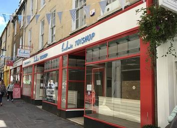 Thumbnail Retail premises to let in 23 - 24, Union Passage, Bath