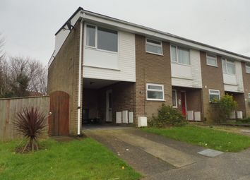 Thumbnail 4 bed end terrace house for sale in Arden Drive, Torquay