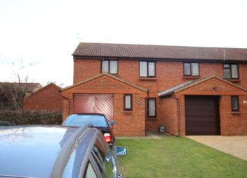 Thumbnail 3 bedroom end terrace house for sale in Duncan Close, Welwyn Garden City