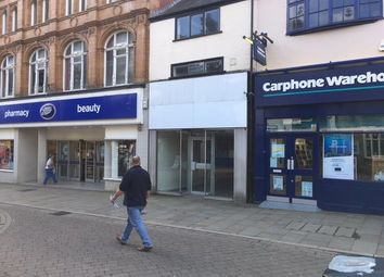 Thumbnail Retail premises to let in 60 Spring Gardens, Buxton, Derbyshire