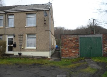 Thumbnail 3 bed semi-detached house for sale in Heol Tredeg, Upper Cwmtwrch, Swansea