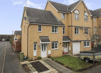 Thumbnail 3 bedroom end terrace house to rent in Bertram Close, New Bradwell, Milton Keynes