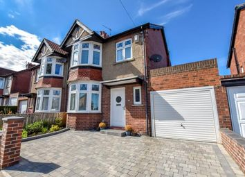 Thumbnail 3 bed semi-detached house for sale in Kenton Lane, Newcastle Upon Tyne, Tyne And Wear