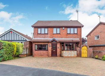 Thumbnail 5 bedroom detached house for sale in Priam Close, Bradwell, Newcastle Under Lyme, Staffs