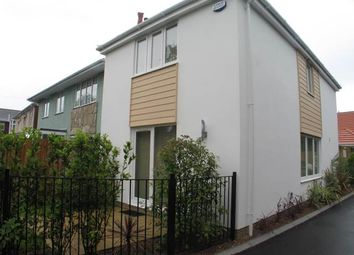 Thumbnail 3 bed detached house to rent in Wimborne Road, Oakdale, Poole