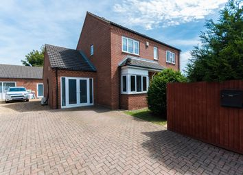 Thumbnail 4 bedroom detached house for sale in Charlemont Drive, Manea, March