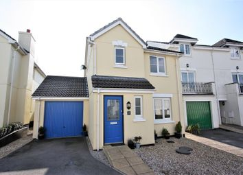 Thumbnail 3 bed detached house for sale in Bedowan Meadows, Tretherras, Newquay