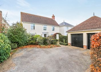 Thumbnail 4 bed detached house for sale in Garrod Approach, Melton, Woodbridge