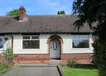 Thumbnail 2 bed bungalow for sale in Newthorpe Common, Newthorpe