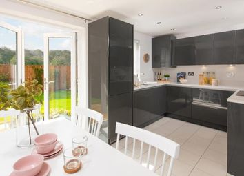 "Thumbnail 3 bedroom semi-detached house for sale in ""Moresby"" at Glebe Road, Loughor, Swansea"