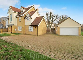 6 bed detached house for sale in Norsey Road, Billericay CM11