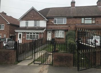 Thumbnail 3 bedroom terraced house to rent in Botha Road, Bordesley Green, Birmingham