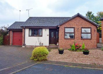 Thumbnail 2 bed detached bungalow for sale in Castletown Drive, Penrith