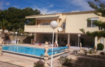 Thumbnail 4 bed villa for sale in La Azohía, Murcia, Spain