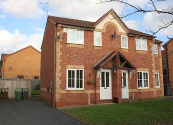 Thumbnail 2 bed semi-detached house to rent in Cirencester Close, Parklands, Bromsgrove