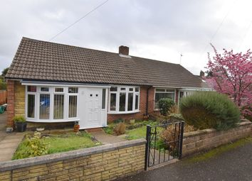Thumbnail 2 bedroom semi-detached bungalow for sale in Norwich Close, Sarisbury Green, Southampton, Hampshire