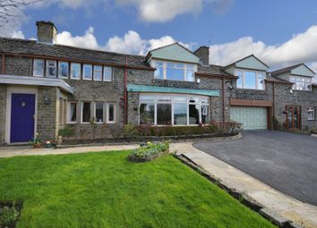 Thumbnail 8 bed detached house for sale in Wilberlee, Slaithwaite, Huddersfield, West Yorkshire