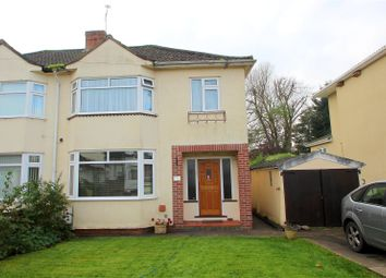 Thumbnail 3 bedroom semi-detached house for sale in Fairway, Brislington, Bristol