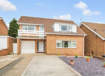 Thumbnail 4 bed detached house for sale in Ascot Drive, Redhill, Nottingham