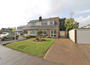 2 bed semi-detached house for sale in Hazel Close, Thorrington, Colchester CO7