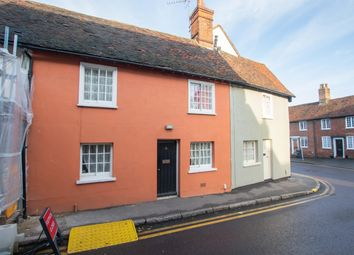 Thumbnail 2 bed terraced house to rent in Gold Street, Saffron Walden, Essex