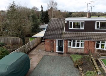 Thumbnail 3 bed semi-detached house for sale in Salt, Stafford