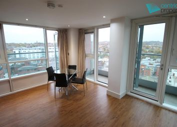 Thumbnail 1 bed flat to rent in The Litmus Building, 195 Huntingdon Street, Nottingham