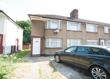 Thumbnail 2 bed maisonette for sale in Berwick Avenue, Hayes